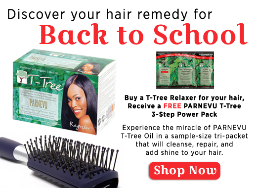 Discover your hair remedy for Back to School